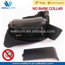 New product Black nylon bark collars dog pet accessory