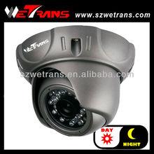 "WETRANS TR-SD604EFH 1/3"" Sony CCD cctv dome camera case"
