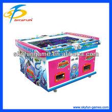 Four players Fish season 4 fish. hunter arcade games