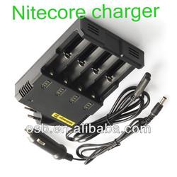 caricabatterie stilo batterie per avvitatori caricabatterie bosch Nitecore charger i4/deep cycle batteries