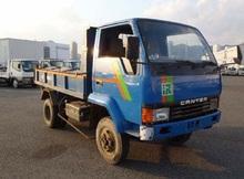 1987 Mitsubishi Canter Dump Truck FG335BD 4WD 2 Ton