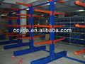 heavy duty de almacén de acero estante voladizo