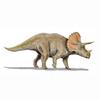 Triceratops Children Present Resin Dinosaur Figurine