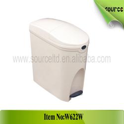 Sanitary Bin for Disposable Foot Pedal Lady Feminine Hygiene Sanitary Bin