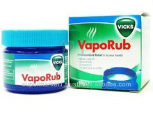 Вики VapoRub - гриппа и холодной симптом помощи