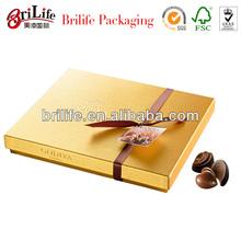 Hot !Unique gift box package wholesale