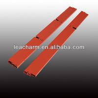 building material Aluminum grating ceiling tiles / vinyl tile
