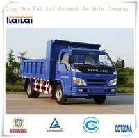 Foton 4x2 Best Quality Dump Truck/15 ton dump trucks tipper
