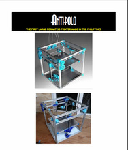 The Antipolo 3D Printer