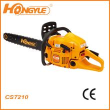 hot sale Husqvana 372 CE dolmar Chainsaw CS7210 with wrap handle