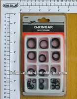 50pcs o-ring assorted size set/plus size peignoir sets/o-ring assorted