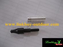 Linkboy arrow insert &target point 100gr archery hunting arrow heads broadheads