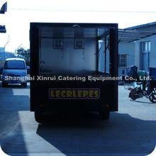 2013 Hot Selling Combine Mobile Caravan Kitchen Food Equipment Van XR-FV500 A