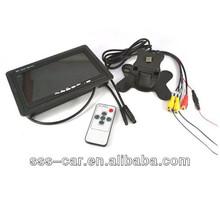 """7"""" TFT LCD Car Rear View Monitor"""