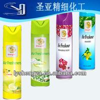 low price wholesale air freshener spray/car air freshener/Aerosol Spray Air Freshener