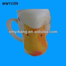 Duck mouth 3d Animal Design Ceramic Mugs