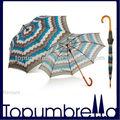 nuevos productos 2014 de moda banda de papel de impresión paraguas