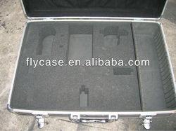 aluminum black ABS foam-cut instruments tool cases