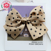 Y12 Handmade Satin Ribbon Decorative gift wrap pull bows