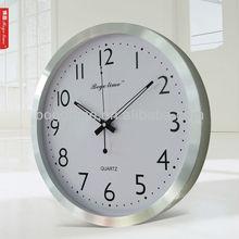 16 inch aluminum ajanta wall clock models