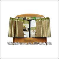 F359 Showroom carpet sample board stand showcase