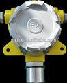 H2s de gas detector de fugas, el sulfuro de hidrógeno medidor de gas
