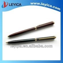 Promotional thin metal twist ballpoint pen - LY126