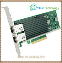 X540-T2 X540T2 X540T2BLK 10000M server RJ45 PCIe2.0 8x Dual port;x540