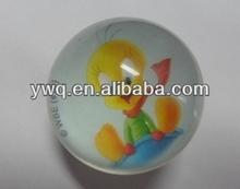 80mm transparent puffer ball transparent plastic ball