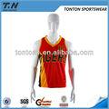 las mujeres de promoción los uniformes del baloncesto 2012 diseños
