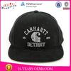 OEM caps black snapback hats /snapback hat template psd