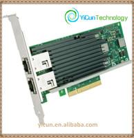 X540-T2 X540T2 10000M server RJ45 PCIe2.0 8x Dual port;x540