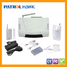 Excellent GSM Quad Band Burglar Alarms With Independent Arm & Power Failure Alarm For House Safety G11