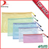 colorful clear vinyl shopping bags