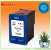 Renew ink cartridge for HP 22 for HP cartridges