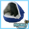 Oxford Fabric Outside With Sherpa Inside Soft Igloo Dog House
