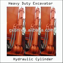 used excavator parts hydraulic cylinder/Cilindro de oleo hidraulico/excavator cylinder