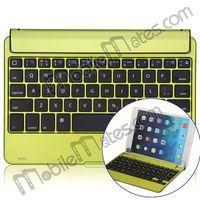 Aluminium Alloy Ultrathin Design Bluetooth Keyboard for iPad Mini 1 2 With Magnetic Slot