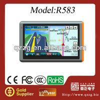 "GPS navigation system bluetooth reverse camera 4.3""(4.3inch) 5""(5inch) 7""(7inch) car GPS Navigation"