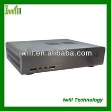 Iwill HT-70 pure aluminum mini itx HTPC computer case