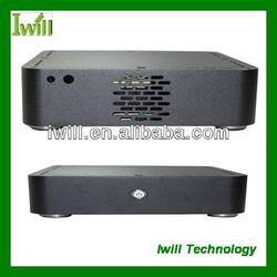 Iwill S197-55 pure aluminum mini itx HTPC computer case