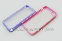 Hot Plastic Hard Cover Ultra Thin Matte Case for iPhone 5C