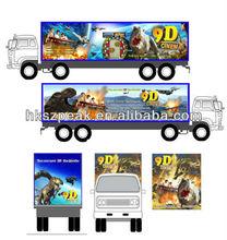 Chinese 3D,4D,5D,6D,7D Motion game