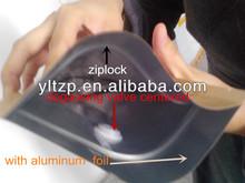 Aluminium packaging coffee bag.one way valve aluminium coffee.quad seal foil coffee bag.