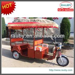 Banglades 60V Rauby cargo rickshaw