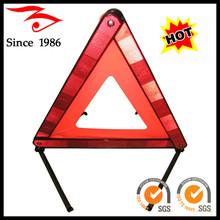 Safety-Emergency-Caution-Distress Warning Triangle Triple Kit w/Stoage Box!!!