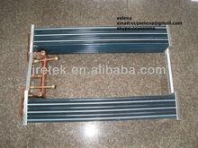 copper tube evaporator for bus air conditioner
