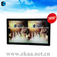 55inch Multi touch monitor/USB touch screen monitor/ touch LCD monitor with TV