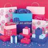 mini black velvet gifts bags