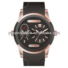 2014 Dual Time Hour Minute technosport watch